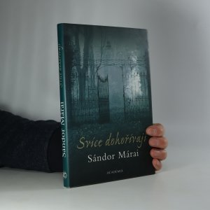 náhled knihy - Svíce dohořívají