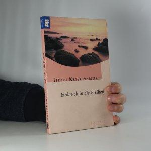 náhled knihy - Einbruch in die Freiheit