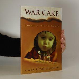 náhled knihy - War Cake (věnování autorky)