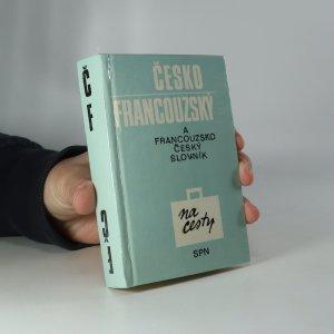 náhled knihy - Česko francouzský a francouzsko český slovník na cesty