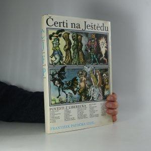 náhled knihy - Čerti na Ještědu. Pověsti z Liberecka