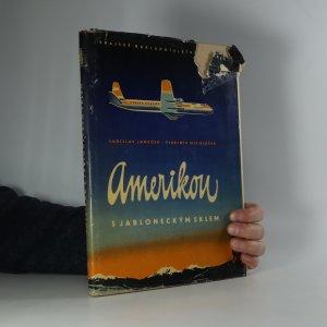 náhled knihy - Amerikou s jabloneckým sklem