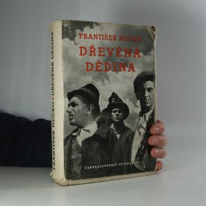 náhled knihy - Dřevěná dědina