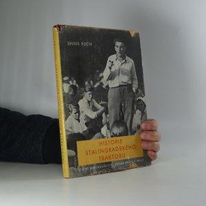 náhled knihy - Historie stalingradského traktoru