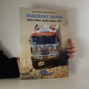 náhled knihy - Dakarský deník. Rallye Dakar-Agadès-Dakar 1997