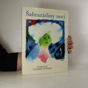 náhled knihy - Šahrazádiny noci