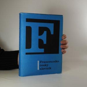náhled knihy - Francouzsko-český slovník