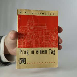 náhled knihy - Prag in einem Tag