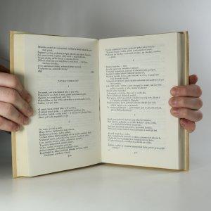 antikvární kniha Stébla trávy, 1969
