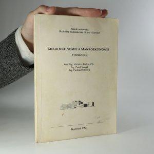 náhled knihy - Mikroekonomie a makroekonomie. Vybrané statě