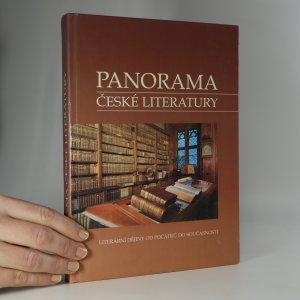 náhled knihy - Panorama české literatury