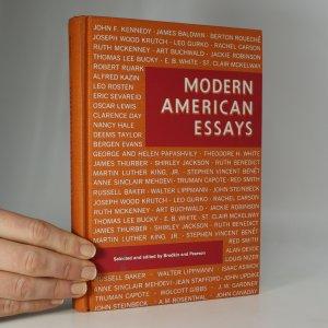 náhled knihy - Modern American Essays