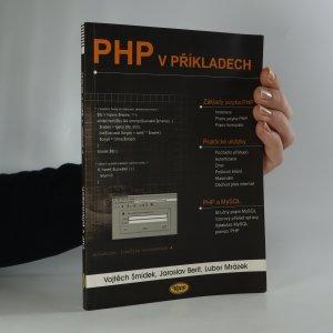 náhled knihy - PHP v příkladech