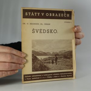 náhled knihy - Švédsko