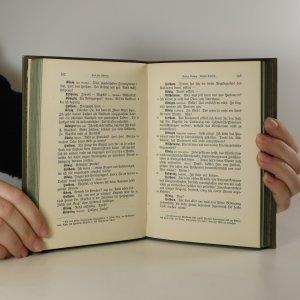 antikvární kniha Gutzkows Werke I. Lustspiele, neuveden