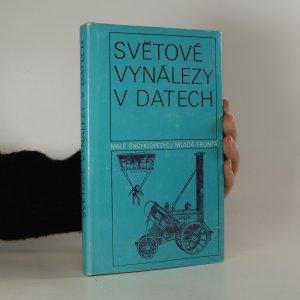 náhled knihy - Světové vynálezy v datech