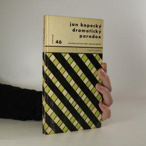 náhled knihy - Dramatický paradox