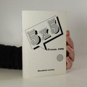 náhled knihy - 5x5. Prémie 1996