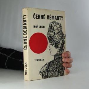náhled knihy - Černé démanty