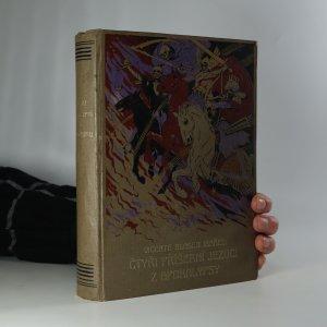 náhled knihy - Čtyři příšerní jezdci z Apokalypsy