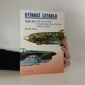náhled knihy - Stíhací letadla. 1939-45