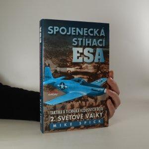 náhled knihy - Spojenecká stíhací esa. Taktika a technika vzdušných bojů 2. světové války