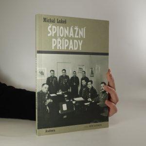 náhled knihy - Špionážní případy