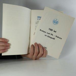 antikvární kniha Stoletá cesta. 100 let místní dráhy z Kralup nad Vltavou do Velvar, 1982