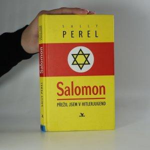 náhled knihy - Salomon. Přežil jsem v Hitlerjugend