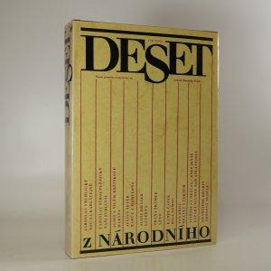 náhled knihy - Deset z Národního