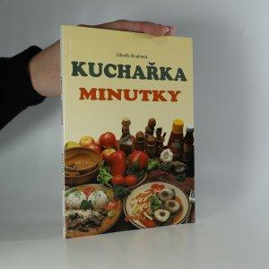 náhled knihy - Kuchařka. Minutky
