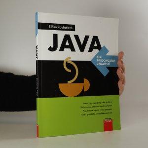 náhled knihy - Java bez předchozích znalostí