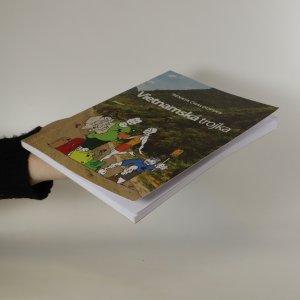 antikvární kniha Vietnamská trojka (podpis autorky), neuveden