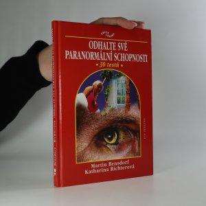 náhled knihy - Odhalte své paranormální schopnosti. 30 testů