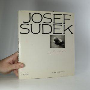 náhled knihy - Josef Sudek. Výběr fot. z celoživotního díla