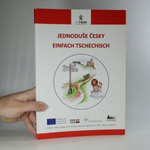 náhled knihy - Jednoduše česky pro dospělé a mládež od 10 let. Učebnice a cvičebnice úroveň A1