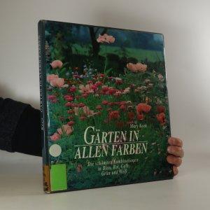 náhled knihy - Garten in allen farben