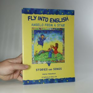 náhled knihy - Fly into English. Angelo from a Star. (chybí CD)