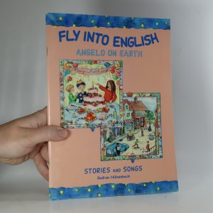 náhled knihy - Fly into English. Angelo on Earth. (chybí CD)