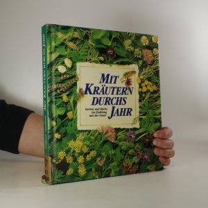 náhled knihy - Mit Krautern durchs Jahr