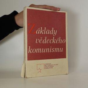 náhled knihy - Základy vědeckého komunismu