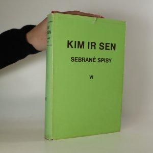 náhled knihy - Kim ir Sen. Sebrané spisy VI