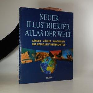 náhled knihy - Neue Illustrierter Atlas der Welt