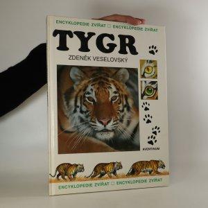 náhled knihy - Tygr. Encyklopedie zvířat