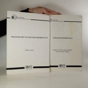 náhled knihy - Zoologie bezobratlých. Pracovní sešit ze zoologie bezobratlých. (2 svazky)