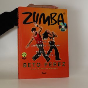 náhled knihy - Zumba. Bavte se a zhubněte tancem! Nebojte se zumba diety! (chybí CD)