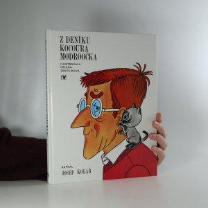 náhled knihy - Z deníku kocoura Modroočka