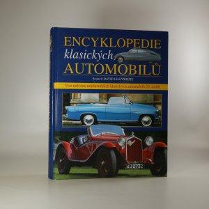 náhled knihy - Encyklopedie klasických automobilů