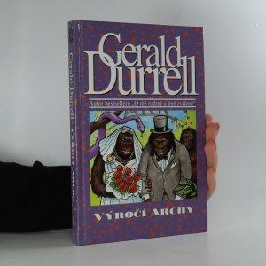 náhled knihy - Výročí archy