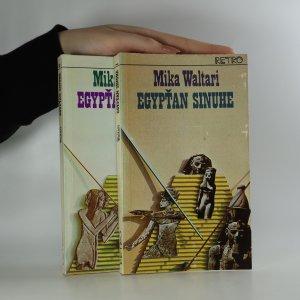 náhled knihy - Egypťan Sinuhe. Díl I-II (2 svazky, komplet. Slovensky)
